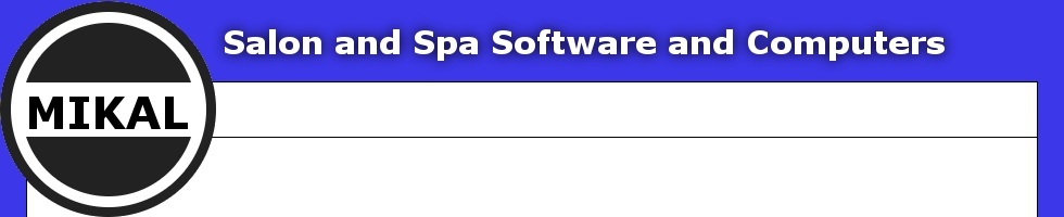 Salon and Spa Software and Computers